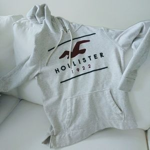 HOLLISTER hoodie. Like New Condition!